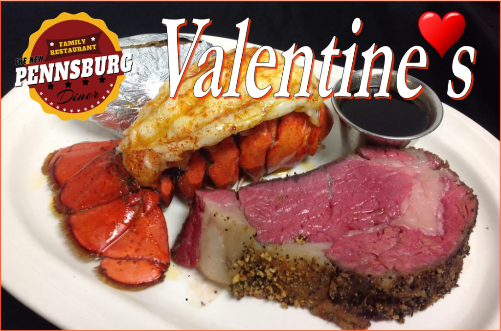 Lobster Tail and Prime Rib