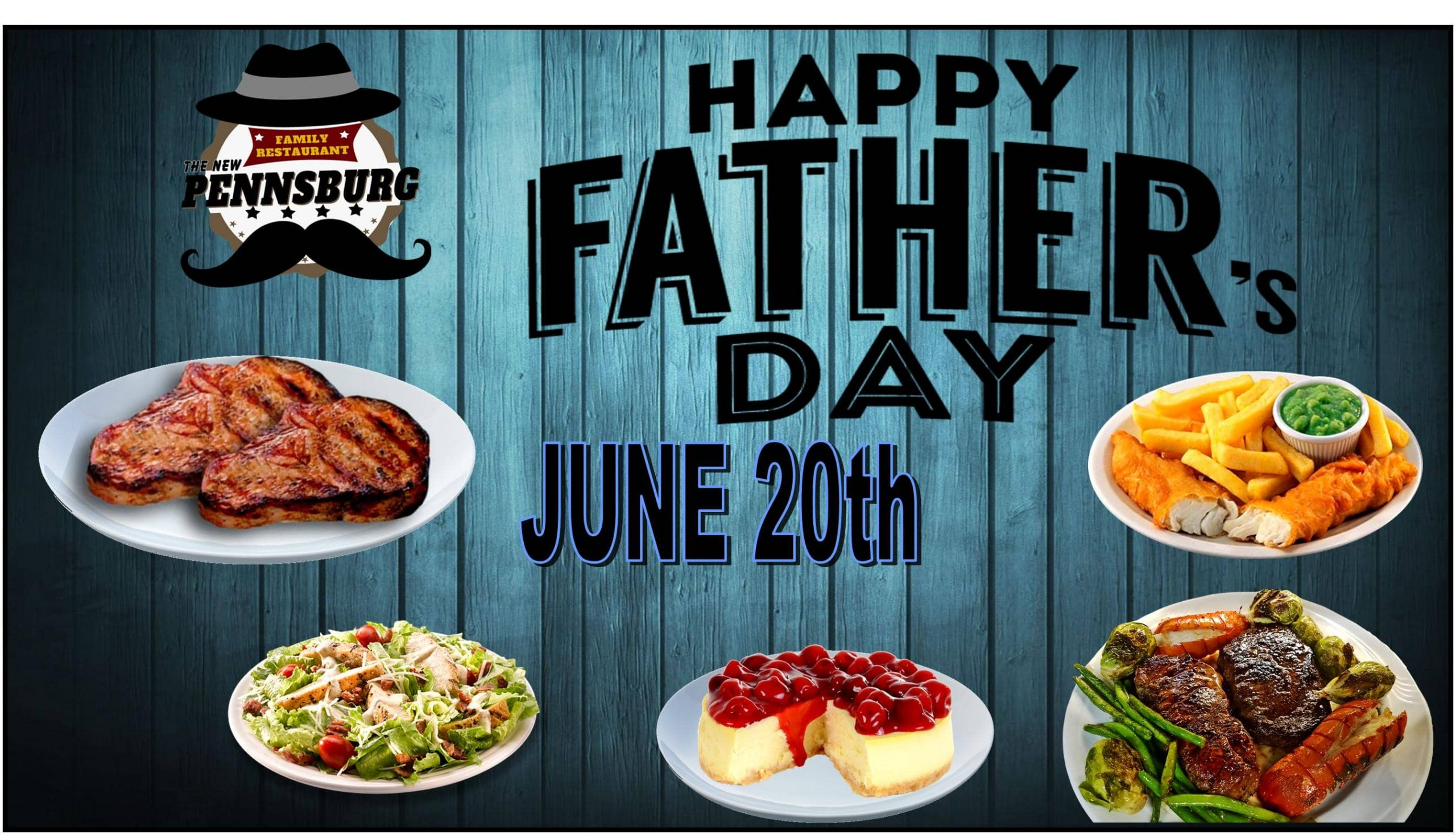 Pennsburg Diner Fathers day 2021
